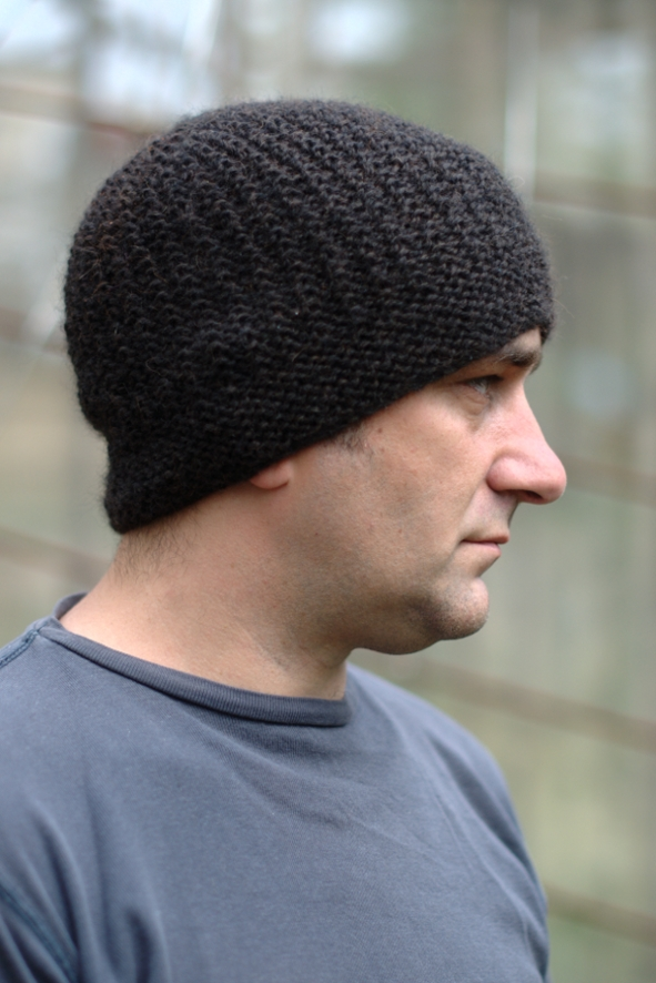Geko Beanie knitting pattern