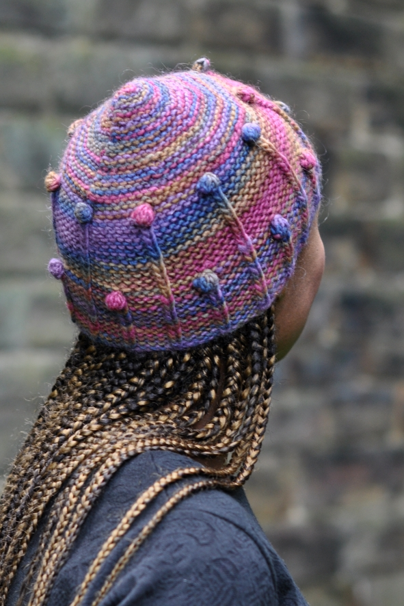 Giostra Hat knitting pattern