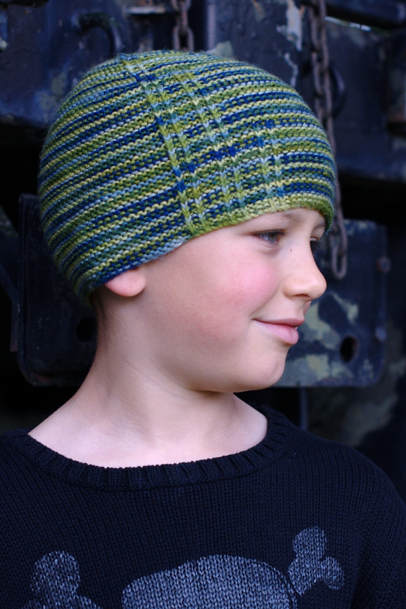 Gorton beanie knitting pattern