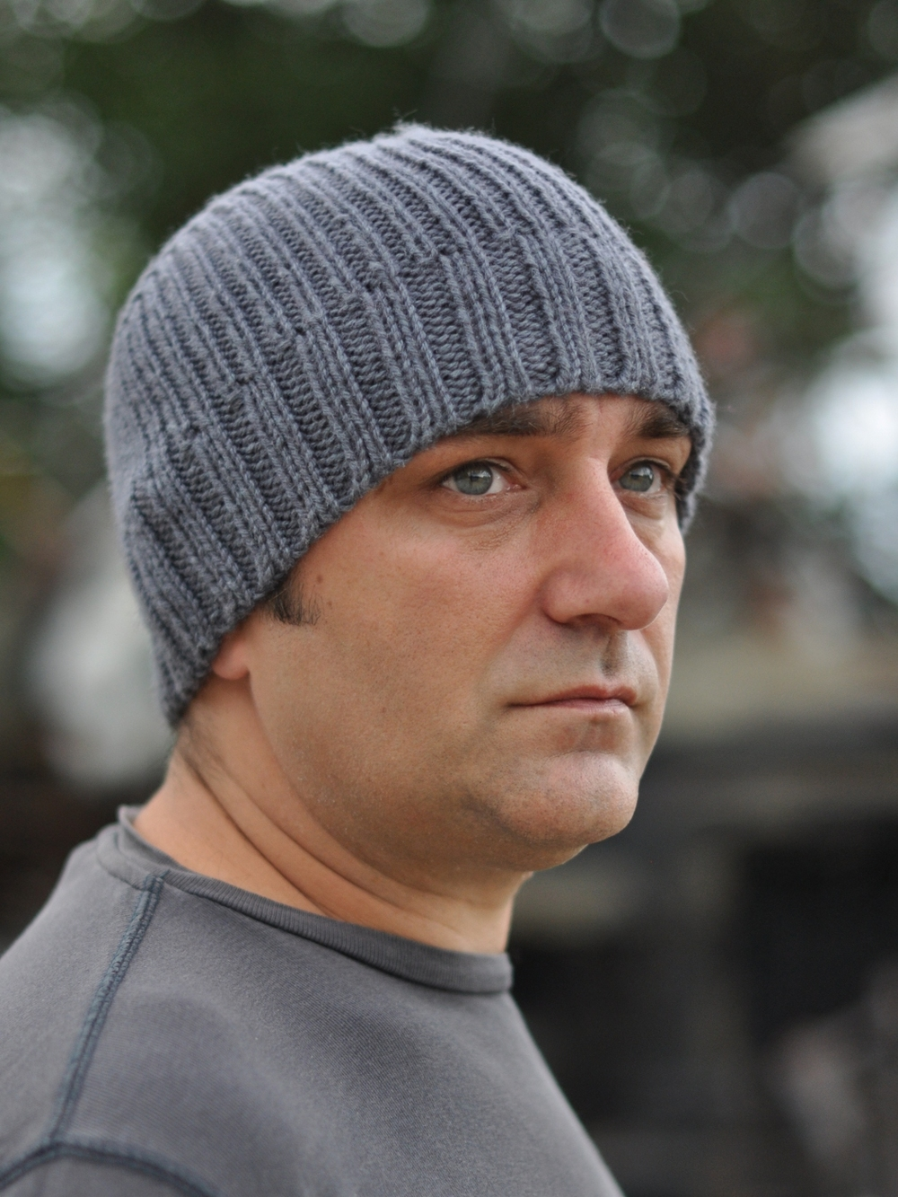 Ledger Beanie knitting pattern