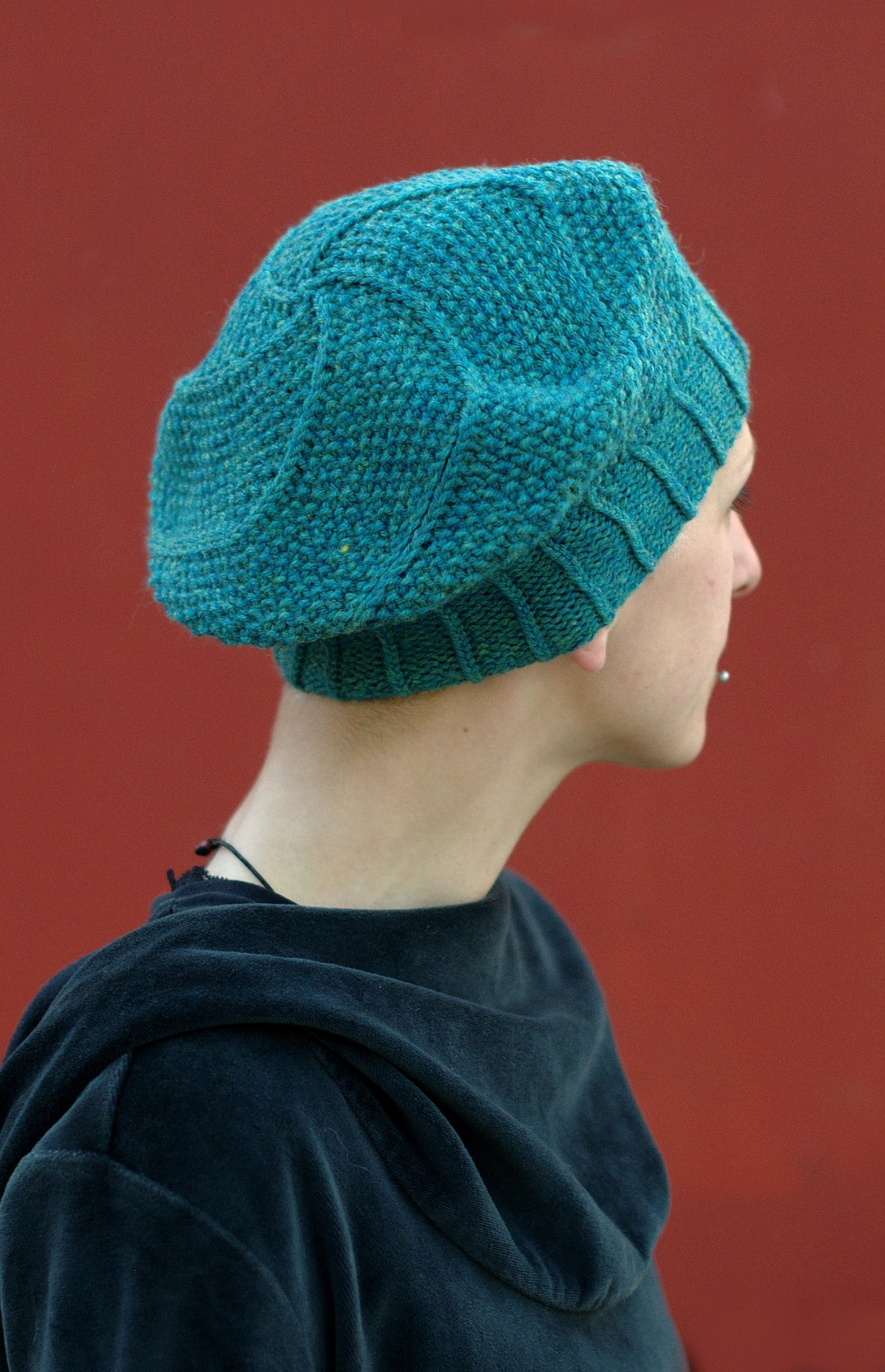 Hat Knitting Patterns For Sport And Double Knitting Dk