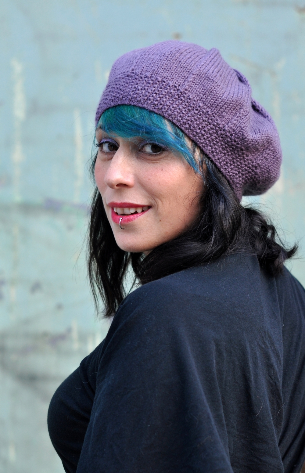 hand knitting patterns for berets and tams — Woolly Wormhead