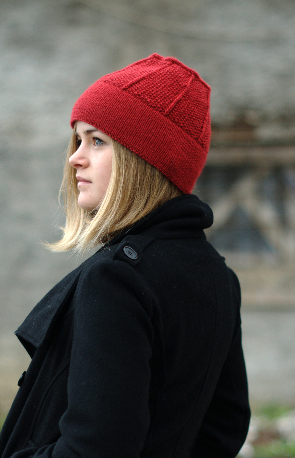 Taboosh pillbox Hat knitting pattern