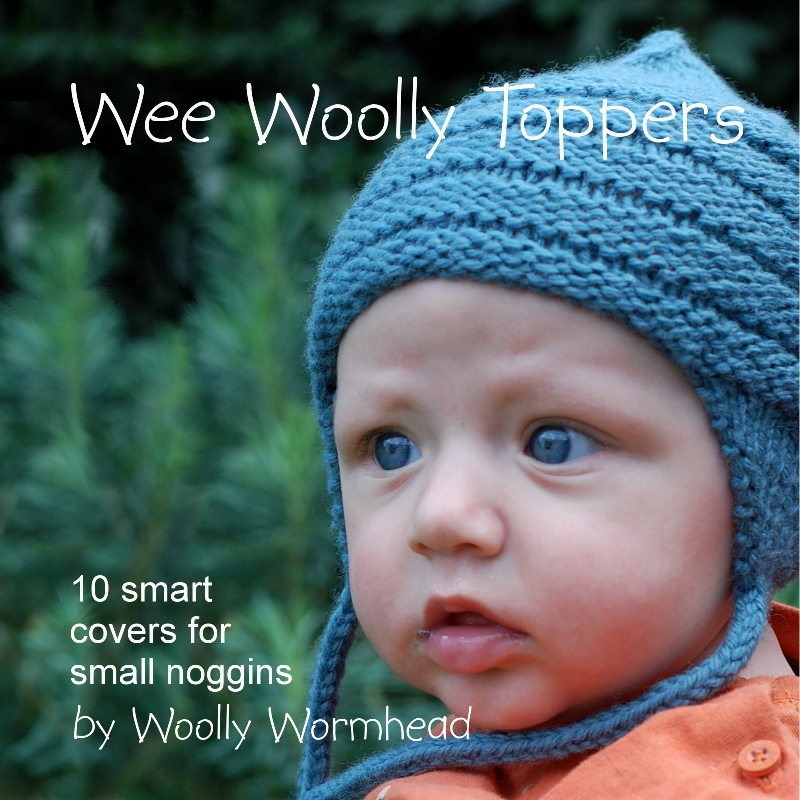 Wee Woolly Toppers - 10 smart covers for small noggins