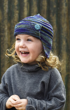 hand knitting patterns for babies and childrens Hats — Woolly Wormhead