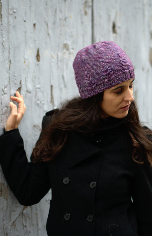 Armley Beanie & Slouch knitting pattern