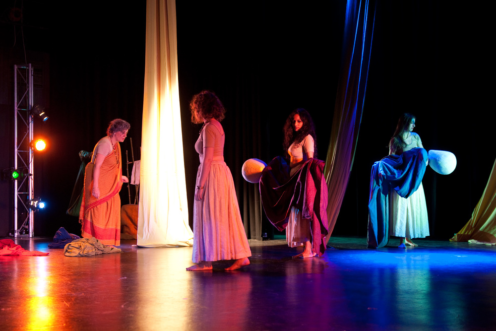 From the production in Open Stage, Melbourne University 2013