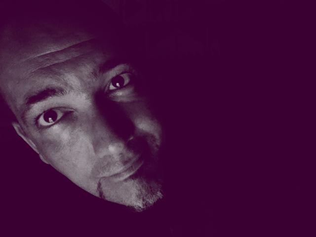 Simeon Hunter Selfie