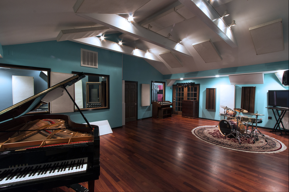 Live room A (East view)