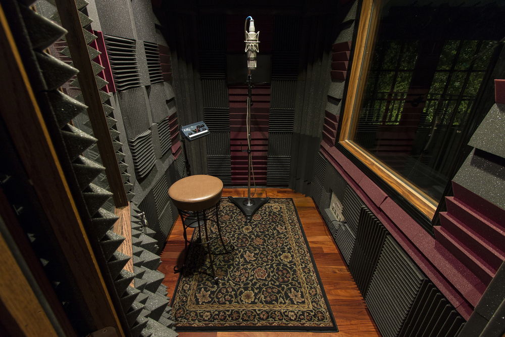 Small Vocal Booth