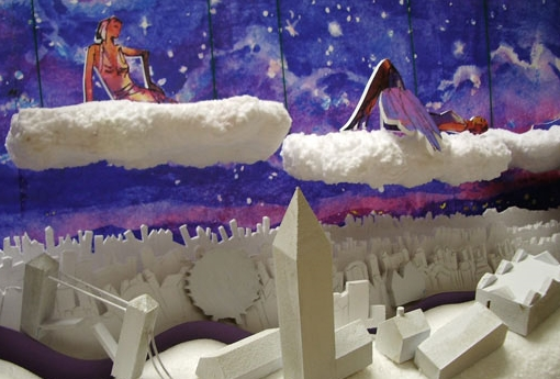 Propability-_-Window-Display-_-Scenic-Painting-_-Model-Making-_-Dressing_--and-Design_-Manufacture-and-Installation-_-Peter-Pan-Harrods-_-polystyrene-clouds-in-construction.jpg