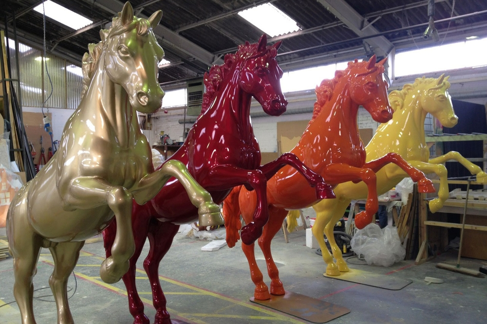 Propability-_-Props-&-Sculpts-_-Design-_-Fibre-Glassing-_-Manufacture-_-Scenic-Painting-_-Installation-_-Repair-and-Refurbish-_-Year-of-the-Horse-Harrods,-horse-sculps.jpg