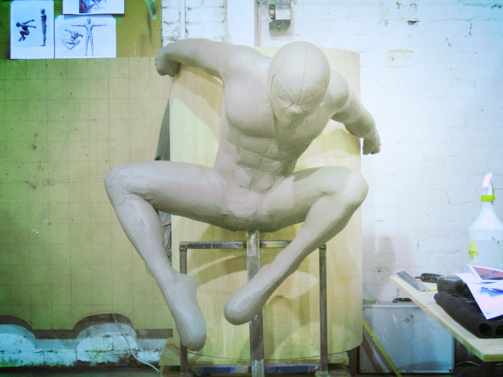 Propability-_-Props-&-Sculpts-_-Design-_-spiderman