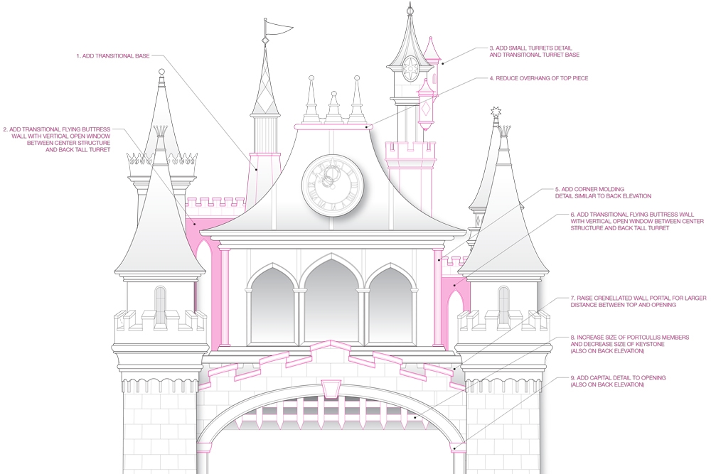 Propability-_Store-Development-_-Shop-fixtures-and-fittings-_Build ...: http://www.propability.co.uk/storedevelopment-oxford-street-disney-castle
