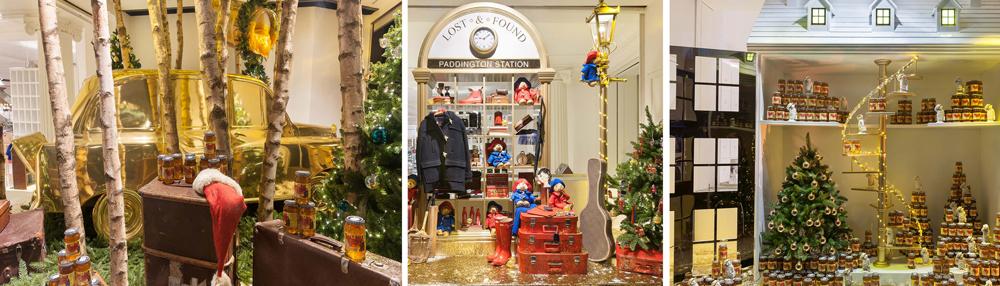 Propability, Window Displays, Selfridges, Paddington, Christmas