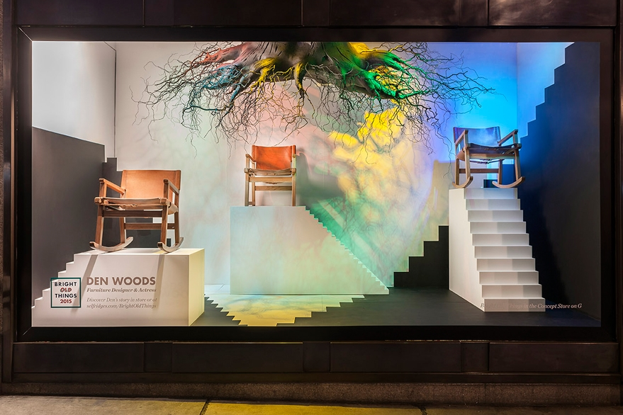 Bright Old Things-Selfridges-Den Woods-Visual Merchandising 20