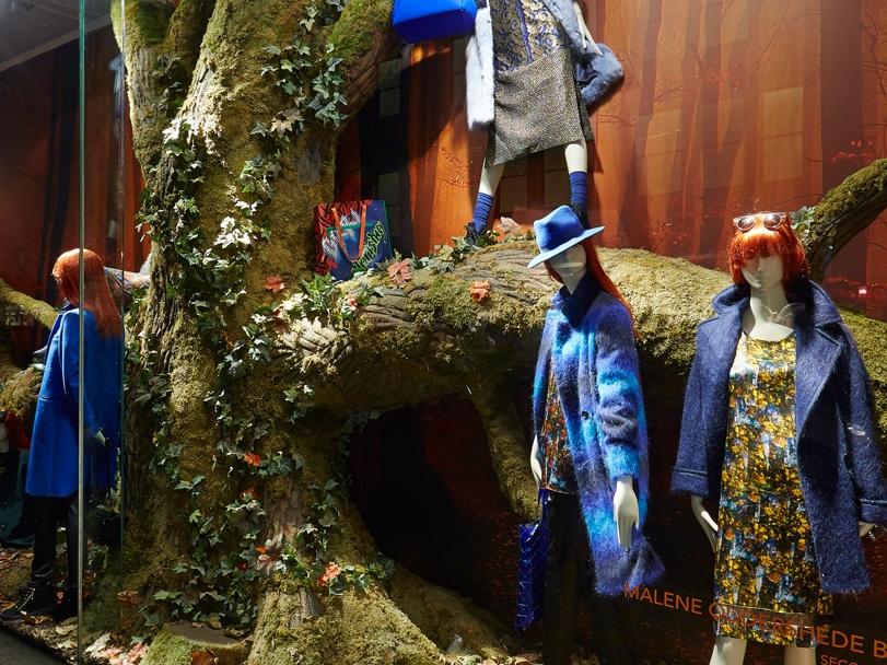 AUTUMN TREE - FENWICK   September 2014