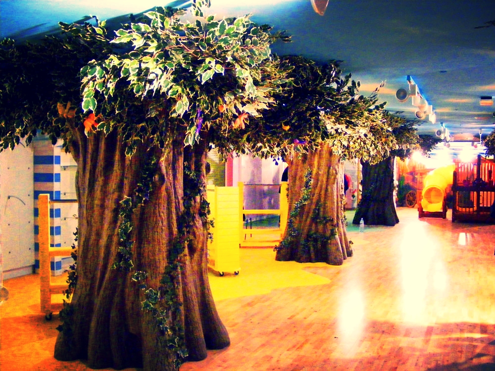 OUTDOOR FUN INSTORE - HARRODS   February 2009