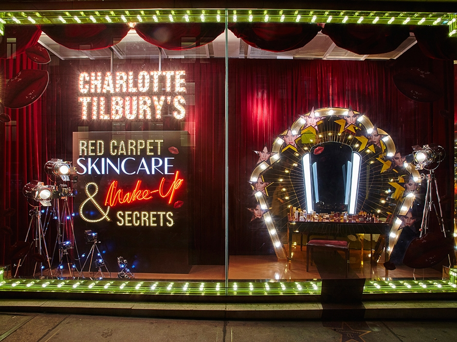 CHARLOTTE TILBURY - FENWICK BOND STREET    March 2015