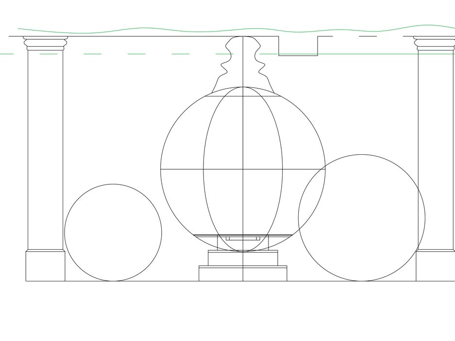 Cinderella-Golden-Pumpkin-Carriage,-Specialist-Fixture,-Interactive-Retailtainment,-Visual-Merchandising-line-draw.jpg