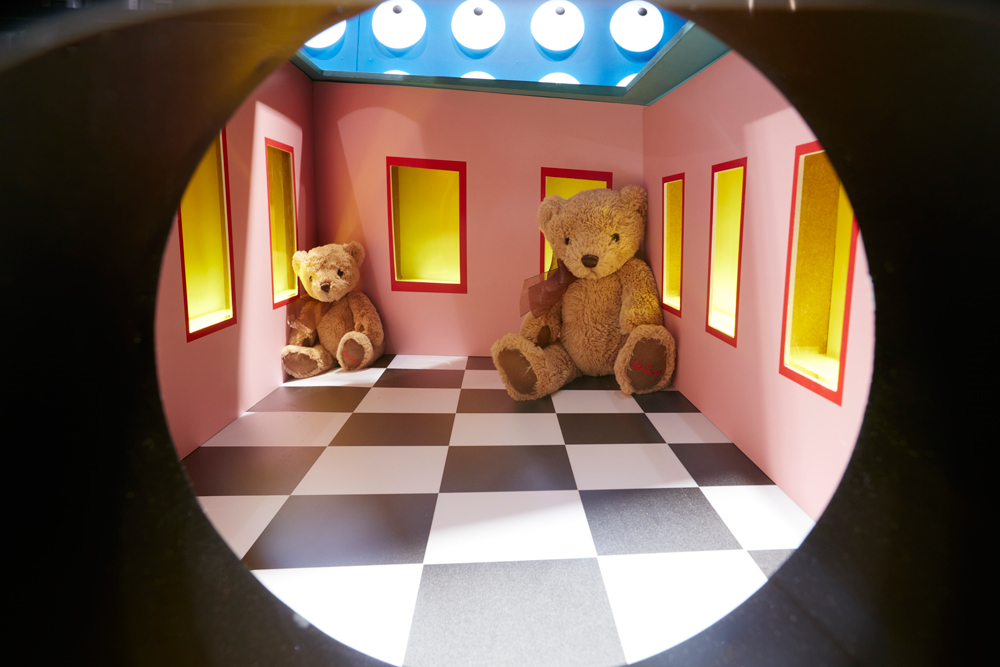 RIBA -  HAMLEYS    September 2015