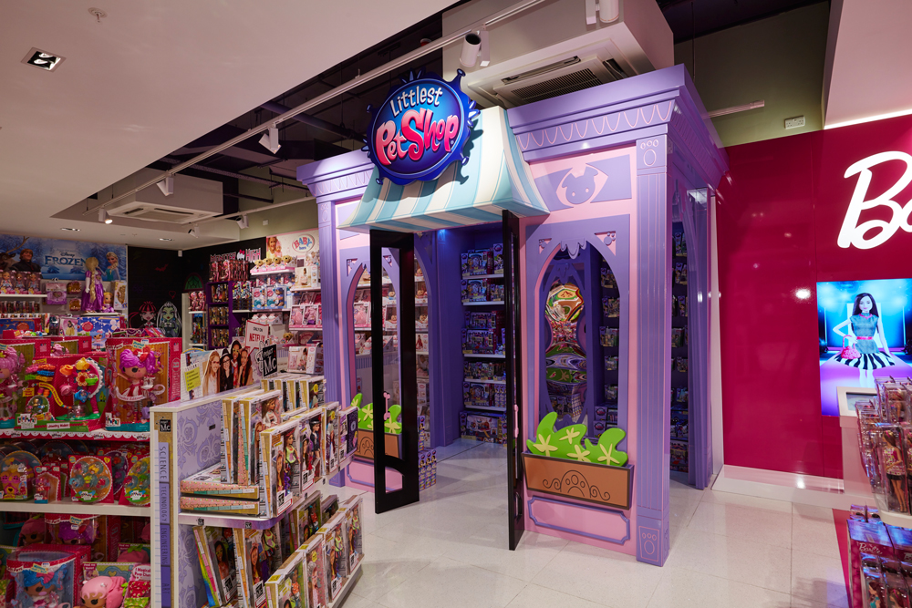 LITTLEST PET SHOP - THE TOY STORE    September 2015