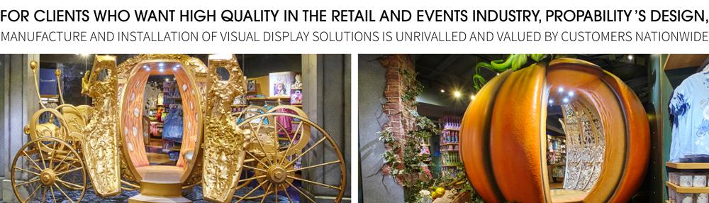 Disney-Store,-Cinderella,-Golden-Carriage,-Interactive-Retailtainment,-Prop,-Sculpt,-3.jpg