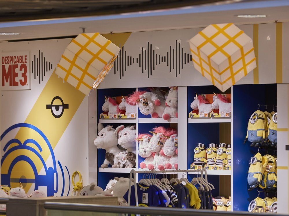 Propability, Oakwood, Despicable Me 3, Minions, Retail Design .jpg