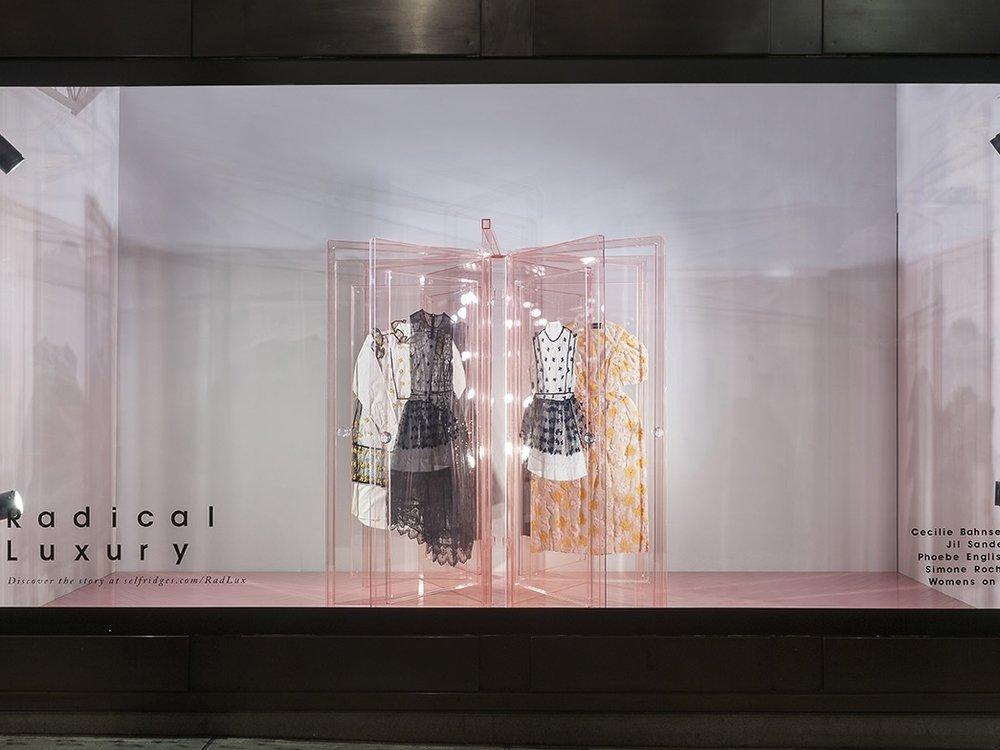 Radical Luxury Revolving Door, Selfridges, Propability, Window Display.jpg