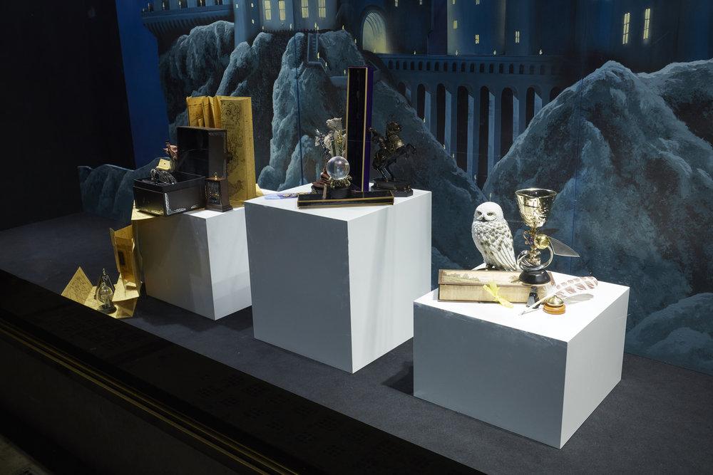 Propability, Harry Potter, Merchandise Plinths.jpg