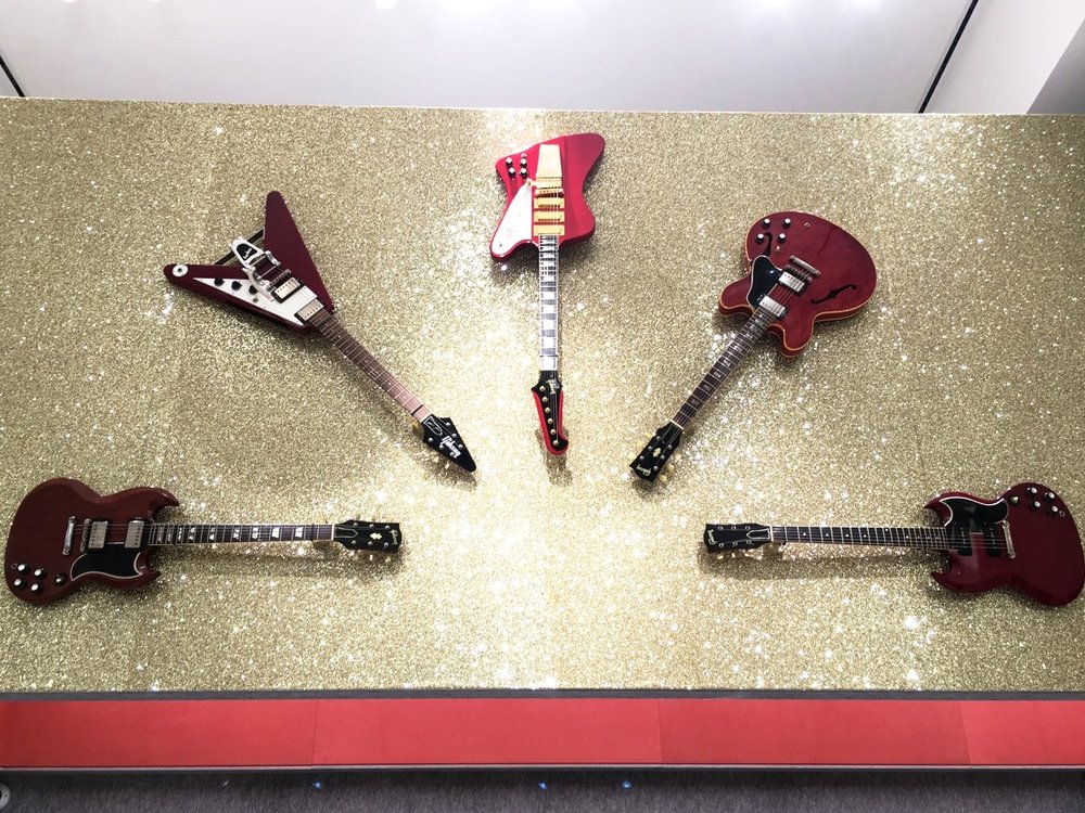 Selfridges 2 Guitar Wall, Propability .jpg
