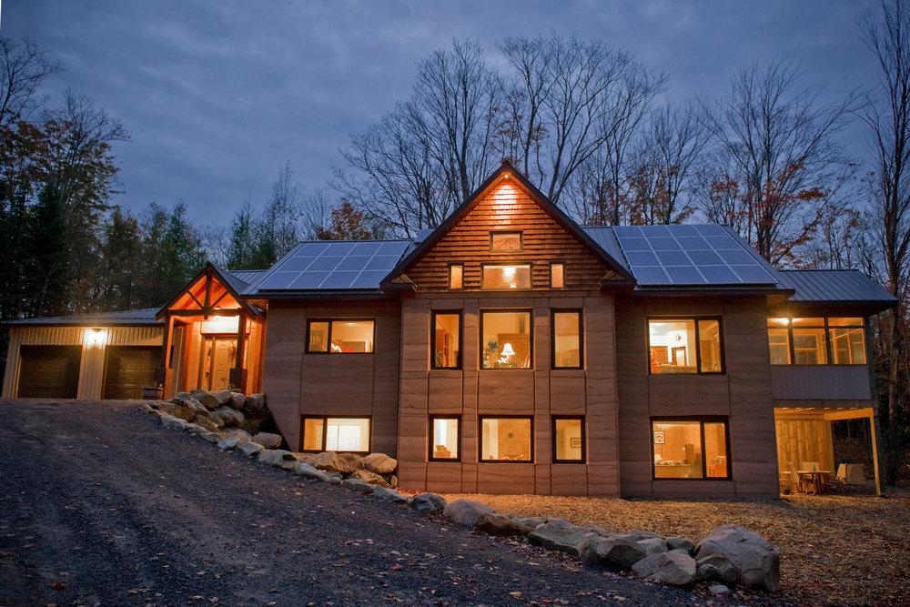 Allen Residence #1