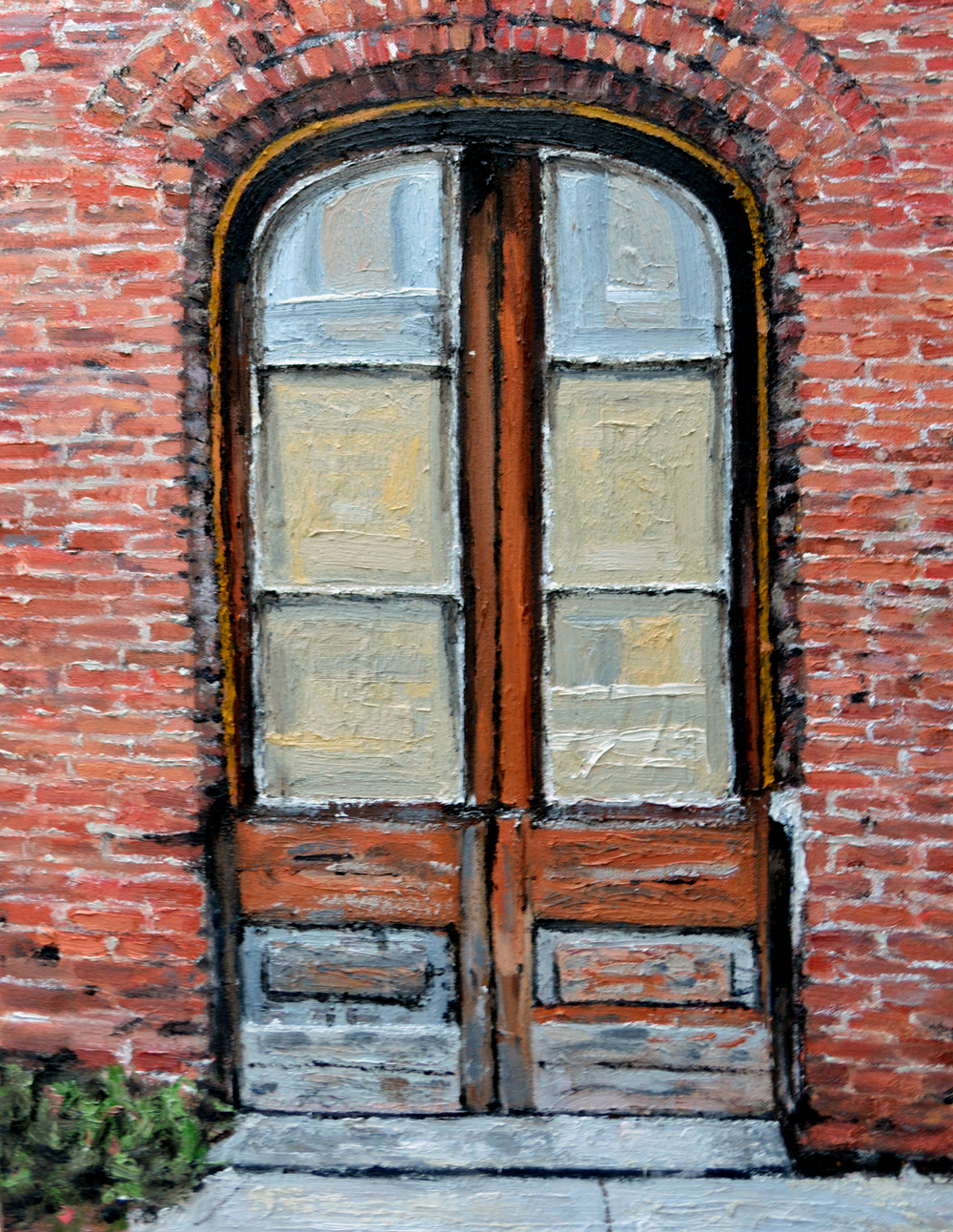 Wolfe Street Doorway
