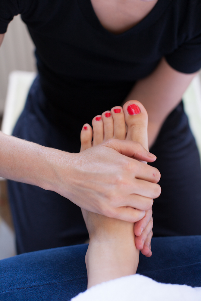 Reflexology Ashburton