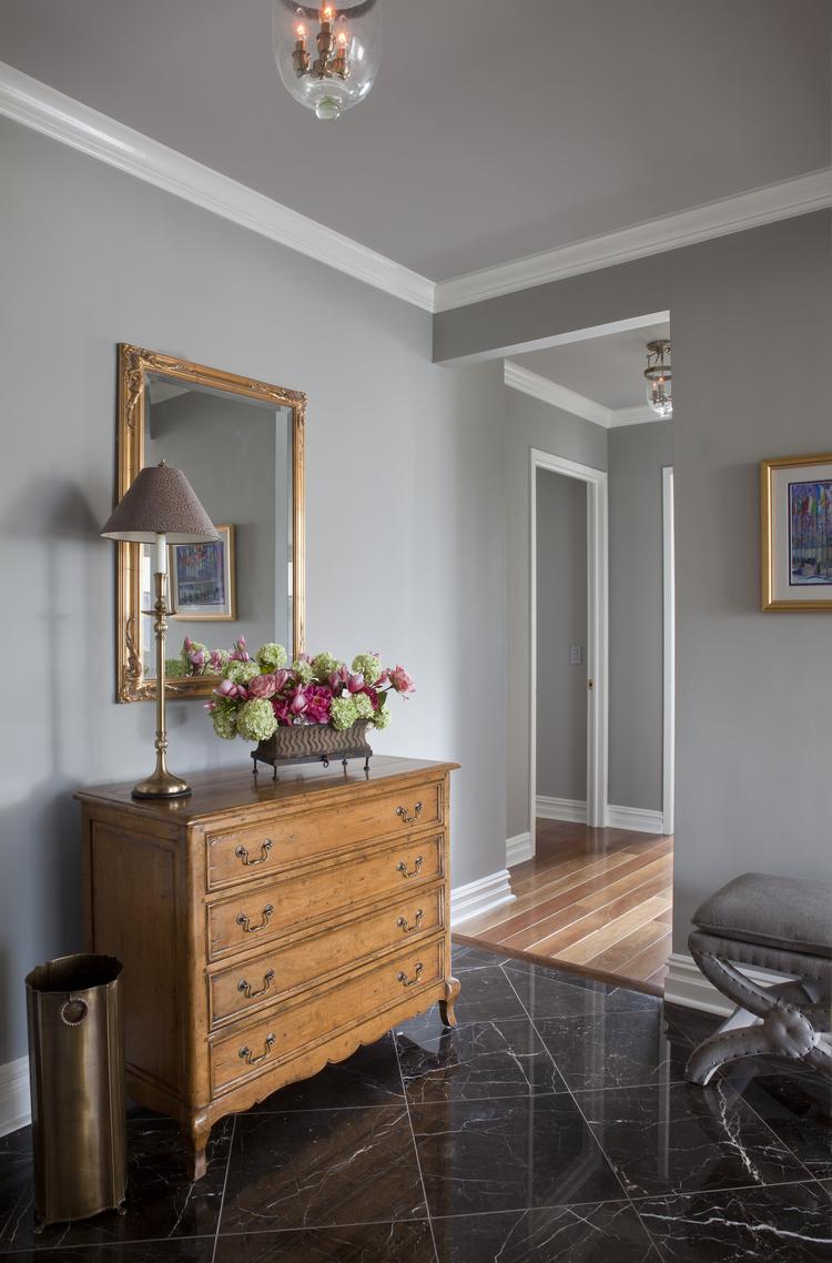 Apartment Foyer