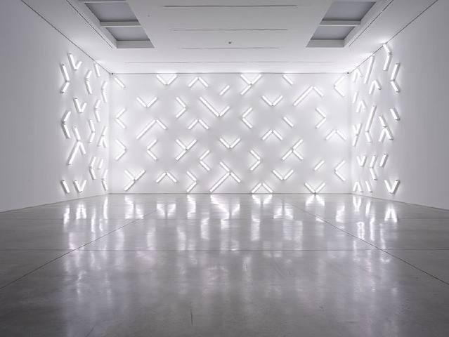 robert irwin light installation.