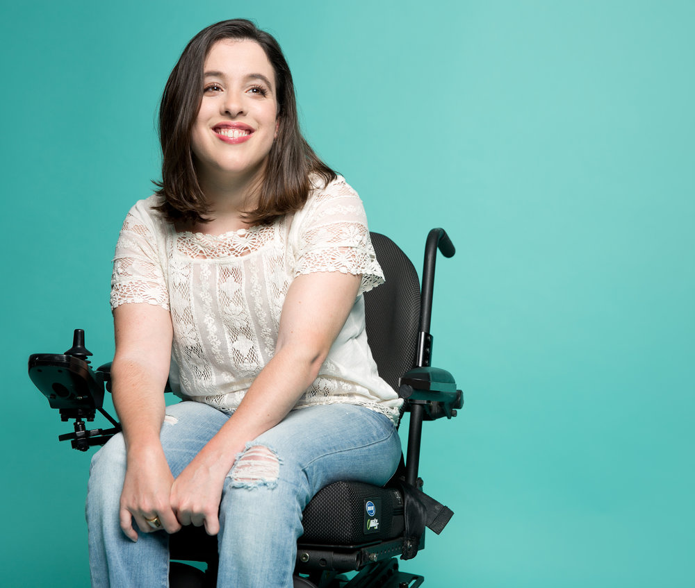She's leading the Inclusion Revolution.  - An identity that reflects the spirit of an up-and-coming disability advocate, Anastasia Somoza. Capitalizing on Tas' experience at the DNC, we built her a brand that is equal parts fun, equal parts professional. As a disability advocate who focuses both adolescent opportunity, government policy and workplace reform her brand needed to embody her youth while exuding her ability to create real change. Tas recently signed a book deal, has been flying all over the country for new speaking opportunities and is generally rollin' like a baller!tasspeaks.com