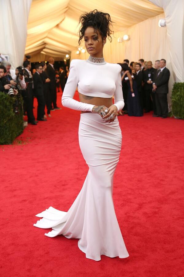 Hi Rihanna.