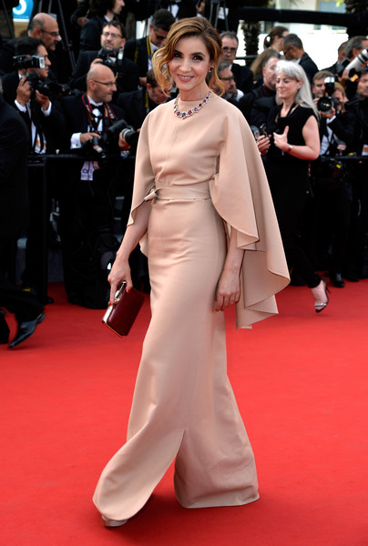 Clotilde Courau in Valentino