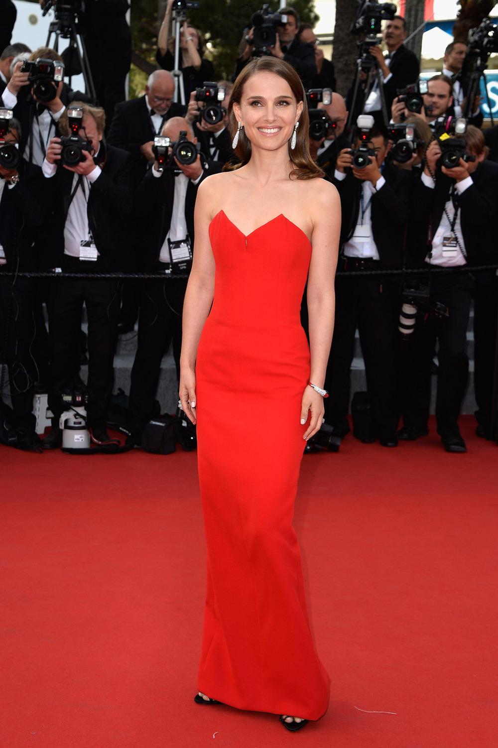 Natalie Portman in Christian Dior