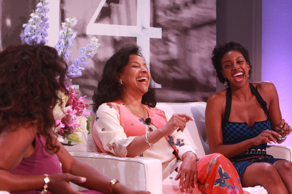 """A Conversation With Phylicia Rashad"" [ABFF, 2014]"