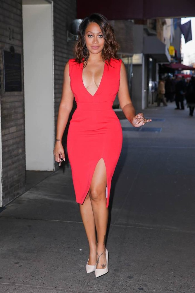 Lala-Anthonys-Chiraq-and-Unforgettable-Press-Day-Nicholas-Red-Deep-V-Neck-Dress-667x1000.jpg