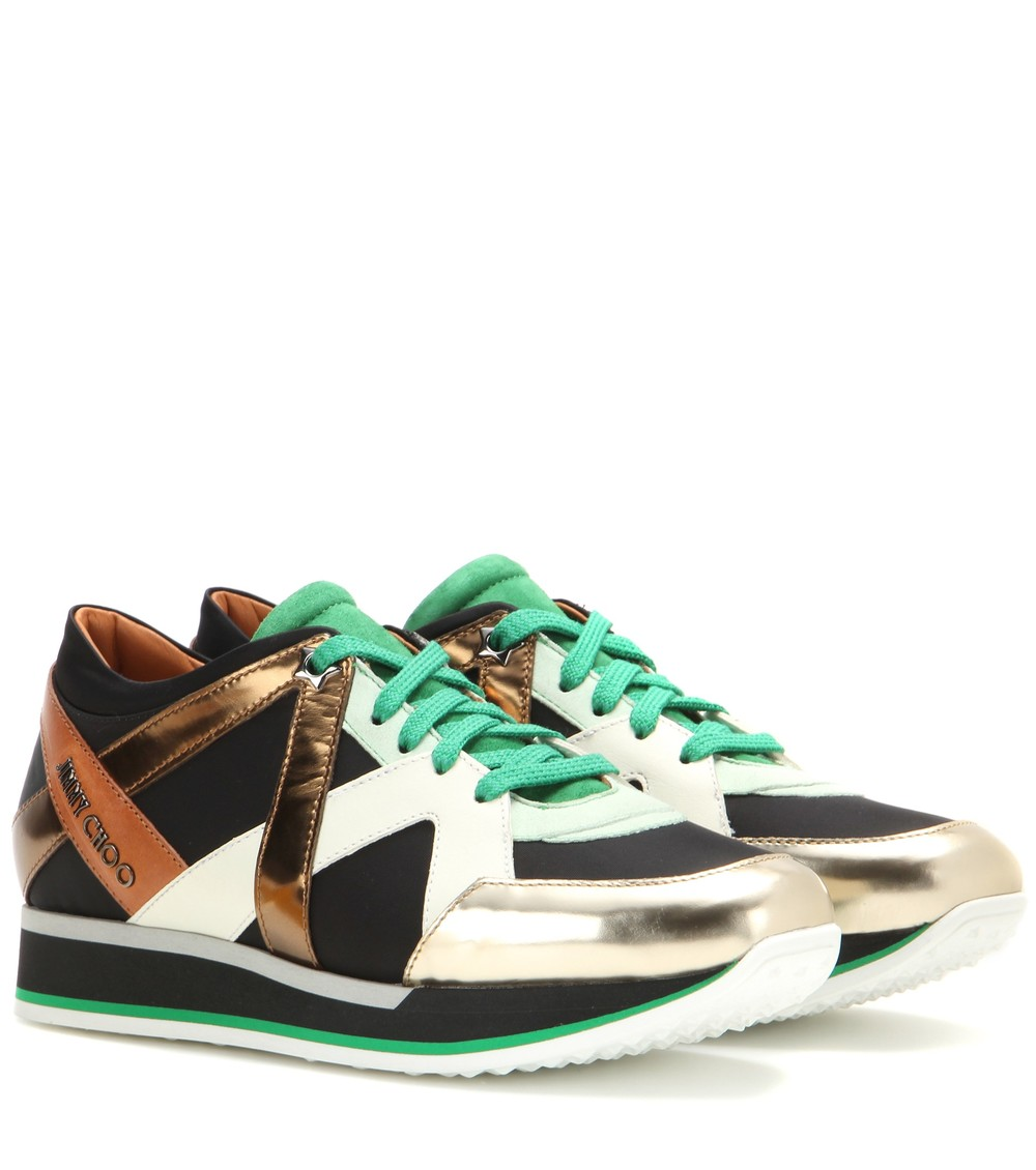 Jimmy Choo London Sneaker