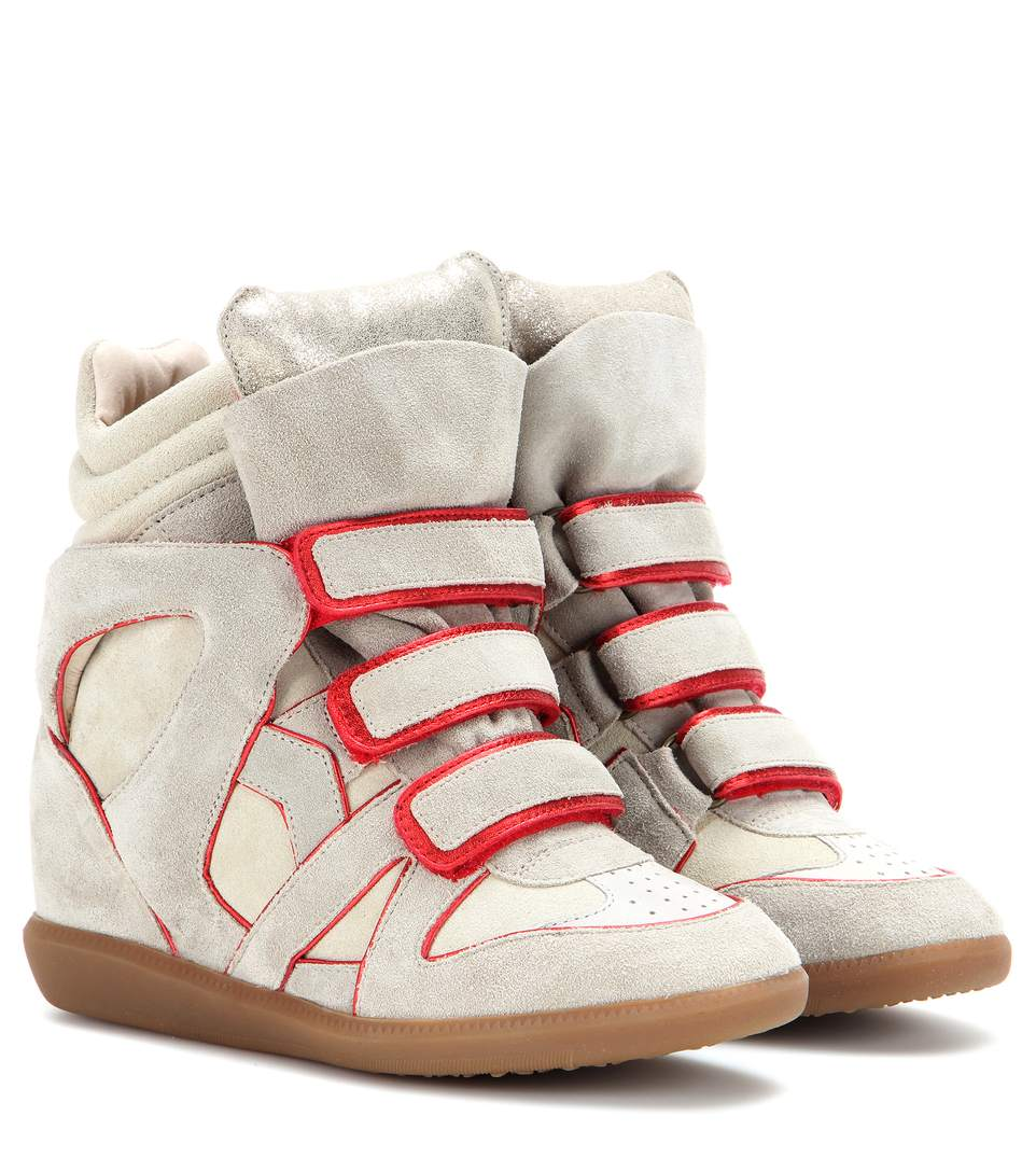 Isabel Marant Wedge Sneaker