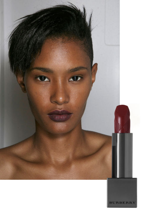 Burberry LIP VELVET OXBLOOD NO.437