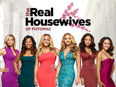 Exclusive Interview with The Real Housewives of Potomac ...