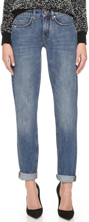 Victoria Beckham Boyfriend Jeans, $255