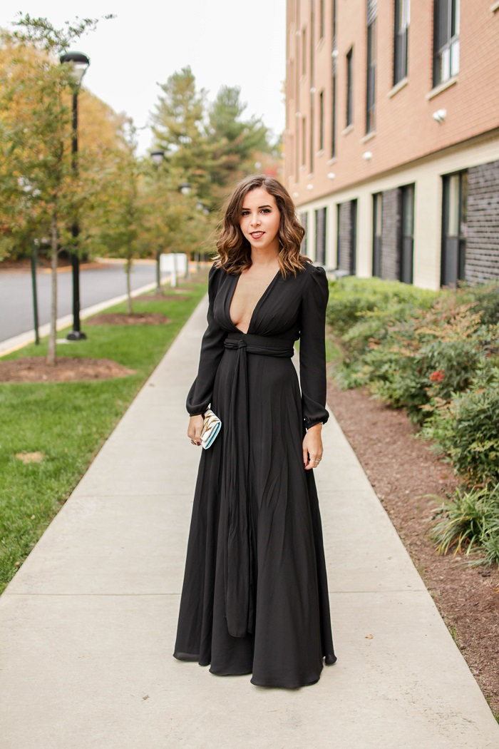 Who says you can\'t wear an LBD to a wedding? — Fluff Magazine