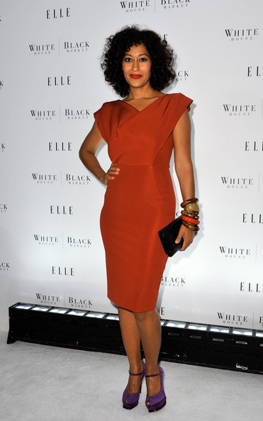 shift-dress-tracee-ellis-ross-elle-purple-suede-shoes.jpg