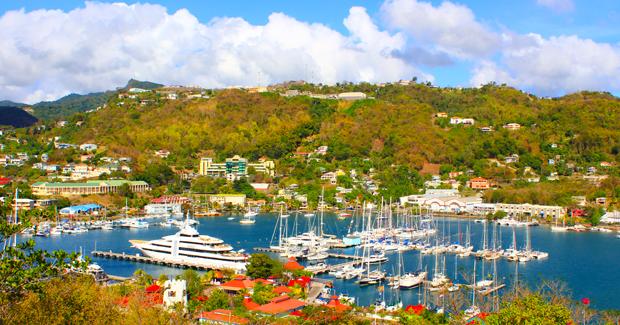 courtesy of Grenada Tourism Board